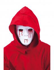 Blut-Tränen Halloween Maske für Herren