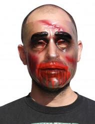Transparente Halloween Maske für Herren