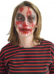 Transparente Halloween Maske für Damen