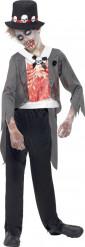 Bräutigam Zombie-Kostüm für Jungen Halloween