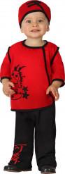 Chinesisches Kostüm für Baby