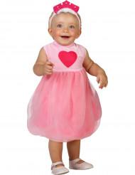 Rosa Prinzessin Kostüm für Baby