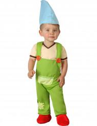 Kleiner grüner Kobold Kostüm für Baby
