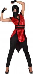 Ninja Kostüm für Damen
