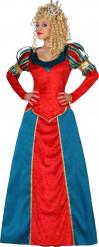 Kostüm Prinzessin aus dem Mittelalter für Damen