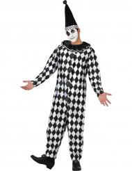 Hofnarr Kostüm für Erwachsene