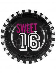 6 Teller - Sweet 16