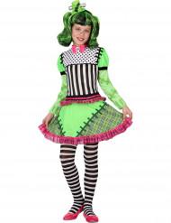 Halloween grüne Monster-Kostüm