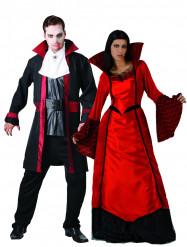 Halloween Vampir-Verkleidung für Paare
