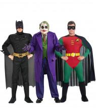 Batman™, Robin™ und Joker™ Kostüm