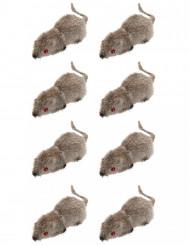 Set 8 Mäuse Halloween