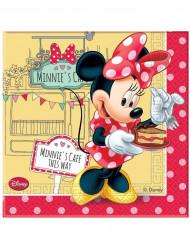 20 Minnie Maus™ Servietten