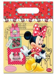 6 Minnie Maus™ Geburtstagstüten