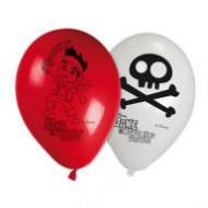 8 Luftballons Jake und die Nimmerland Piraten™
