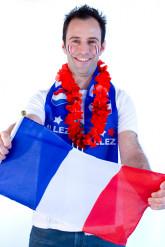 Fan Set Frankreich