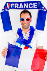 Premium Fan Set Frankreich