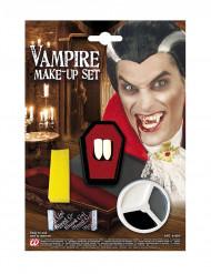 Vampir-Schminkset Halloween für Erwachsene