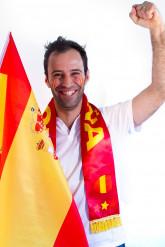 Fan Set Spanien