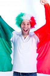 Premium Fan Set Italien