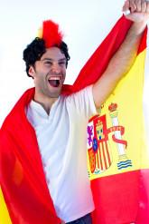 Premium Fan Set Spanien
