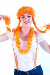 Fan Set Niederlande für Damen