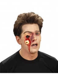 Falsche Halloween Wunde ausgerissenes Auge für Erwachsene