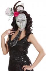 Halloween Spinnweben-Krawatte  für Erwachsene