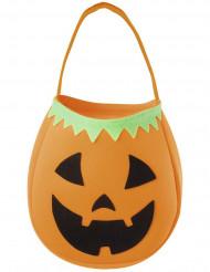 Halloween Kürbis-Tasche für Kinder