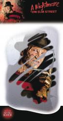 Klebedekoration Beschlagener Spiegel mit Freddy Krueger™