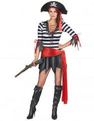 Piratenkostüm für Damen