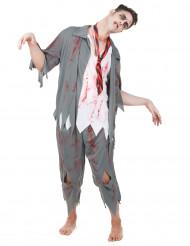Zombie Kostüm für Herren