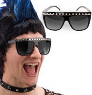 Punk-Brille für Erwachsene