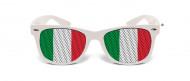 Witzige Fan Brille Italien