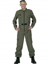 Linienpilot Kostüm für Herren