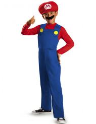 Mario™ Kostüm für Kinder rot-blau