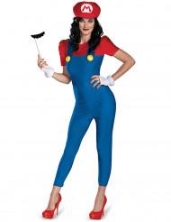Mario™ Deluxe Kostüm für Damen