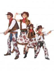 Cowboys Familie