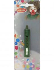 Fasching Schminkstift grün