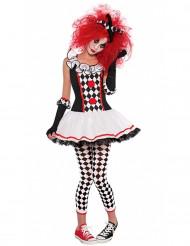 Harlekin-Kostüm für Jugendliche