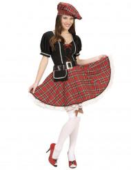 Schottin Kostüm für Damen