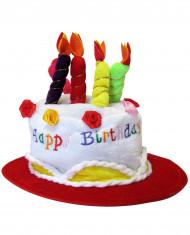 Happy Birthday Hut für Erwachsene