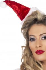 Mini Hut Weihnachtsfrau