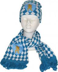 Oktoberfest Schal und Mütze