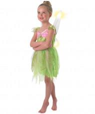 Leuchtendes Tinkerbell™ Kostüm für Mädchen
