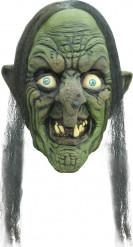 Maske 3/4 Hexe Yudhra für Erwachsene