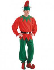 Weihnachtwichtel Kostüm Accessoire Set für Erwachsene