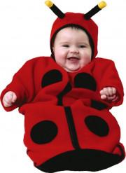 Marienkäfer Kostüm für Babys