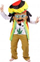 Rastaman-Kostüm für Erwachsene