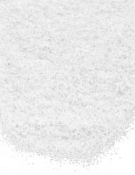 Künstlicher Schnee aus feuersicherem Papier