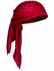 Bandana rot für Erwachsene